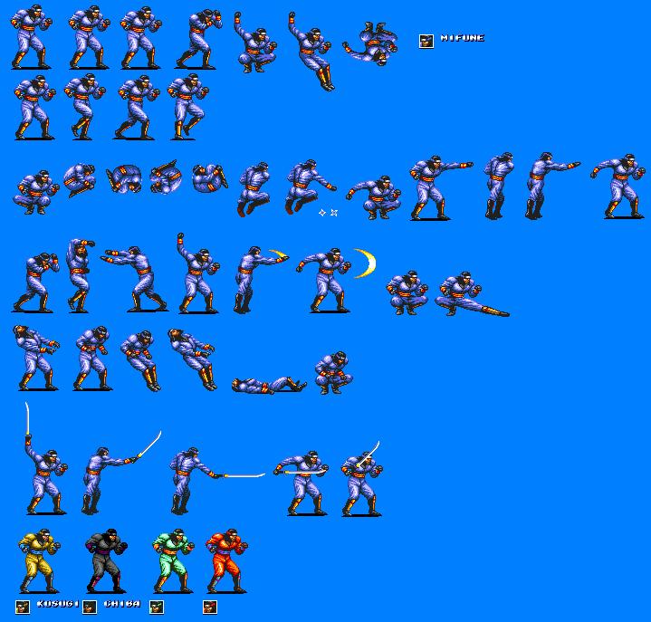 Streets of rage Remake v5 MOD The Hydra Hard Type Shiva Run