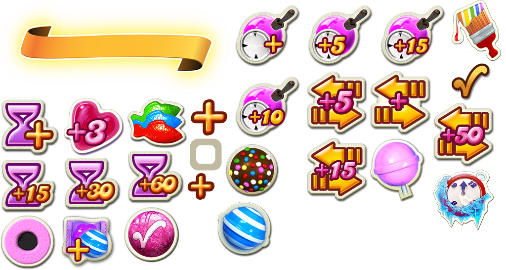 Boost Items