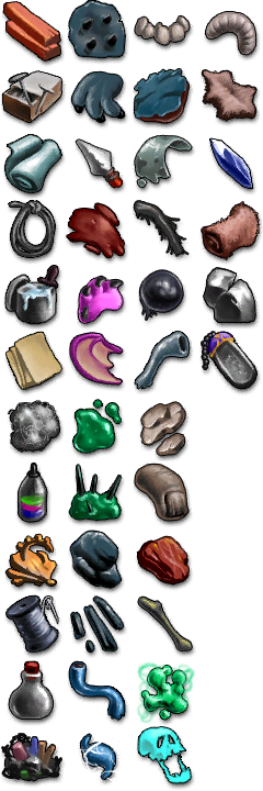 Crafting Items