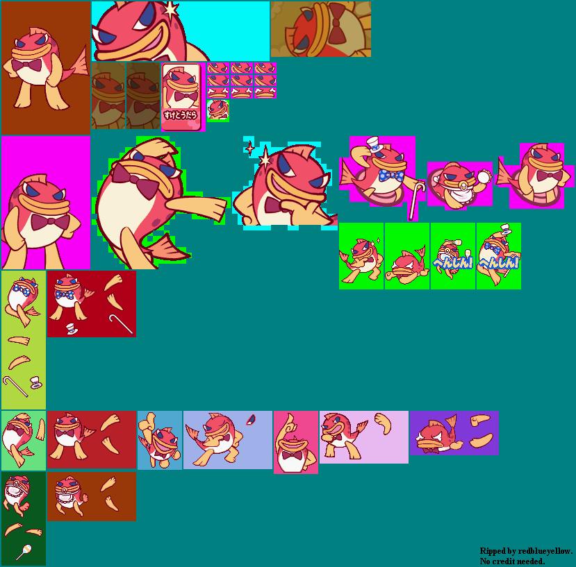 The Spriters Resource - Full Sheet View - Puyo Puyo 7 ...