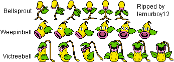 Bellsprout Family (Action: Construction)