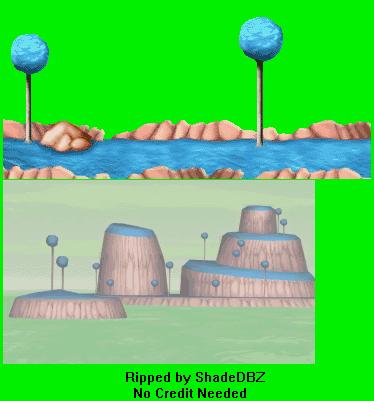 Game Boy Advance Dragon Ball Z Taiketsu Planet Namek The