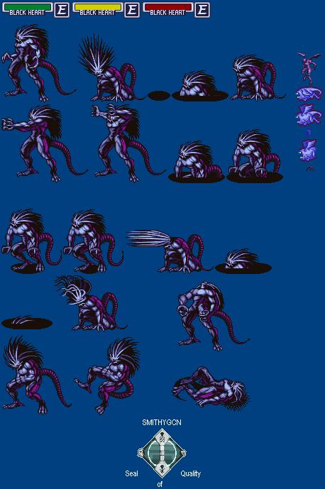 The black hulk demon 3dsmplacecom - 1 1