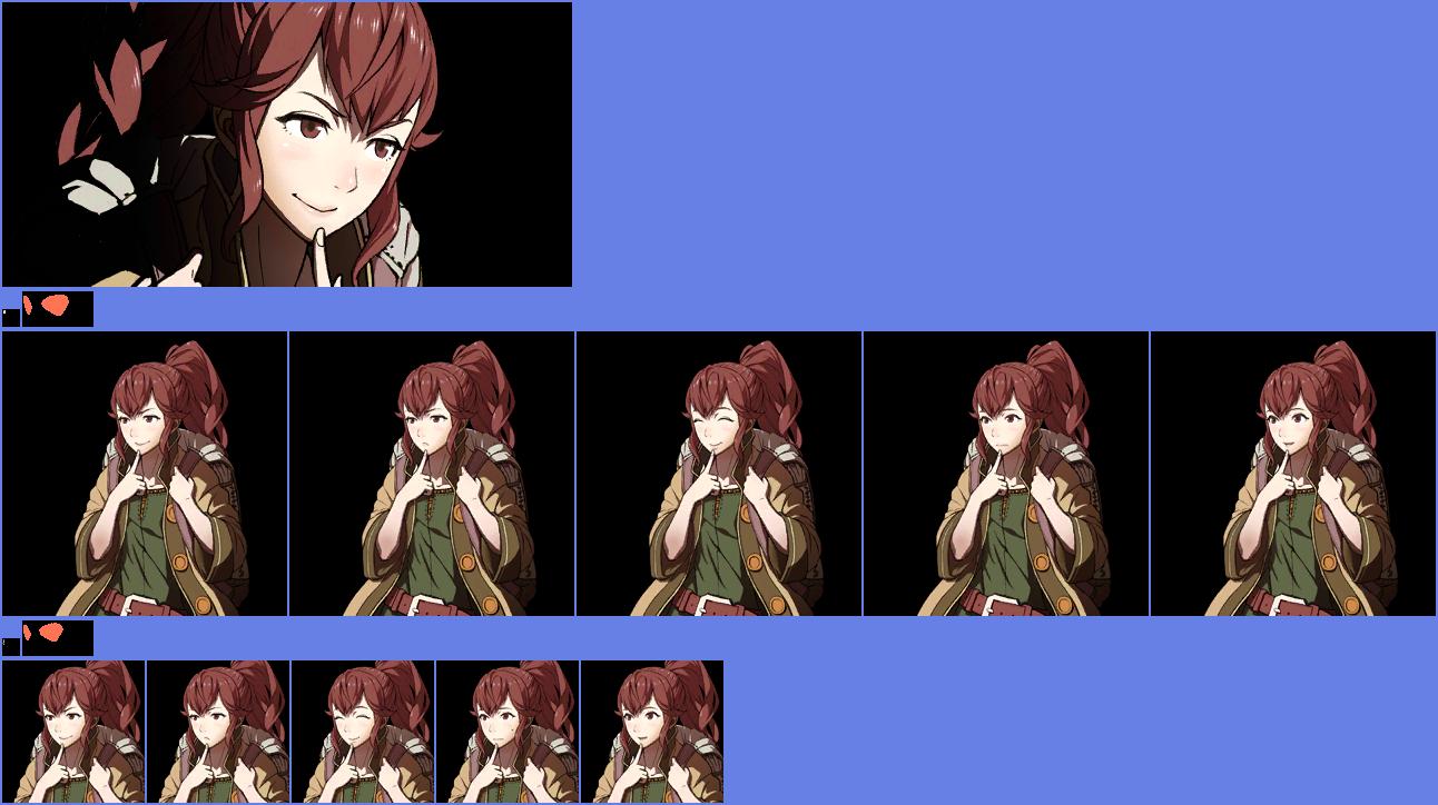 fire emblem awakening how to get anna