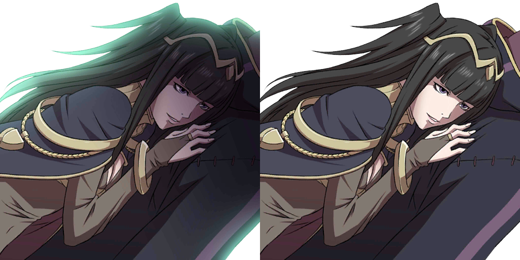 Tharja's Confession