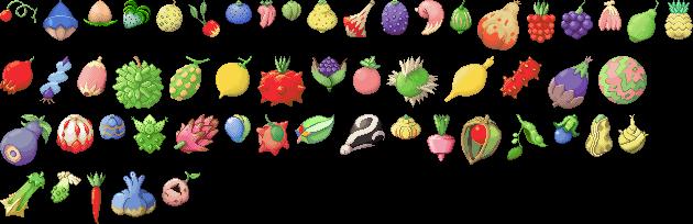 how to get berries pokemon go