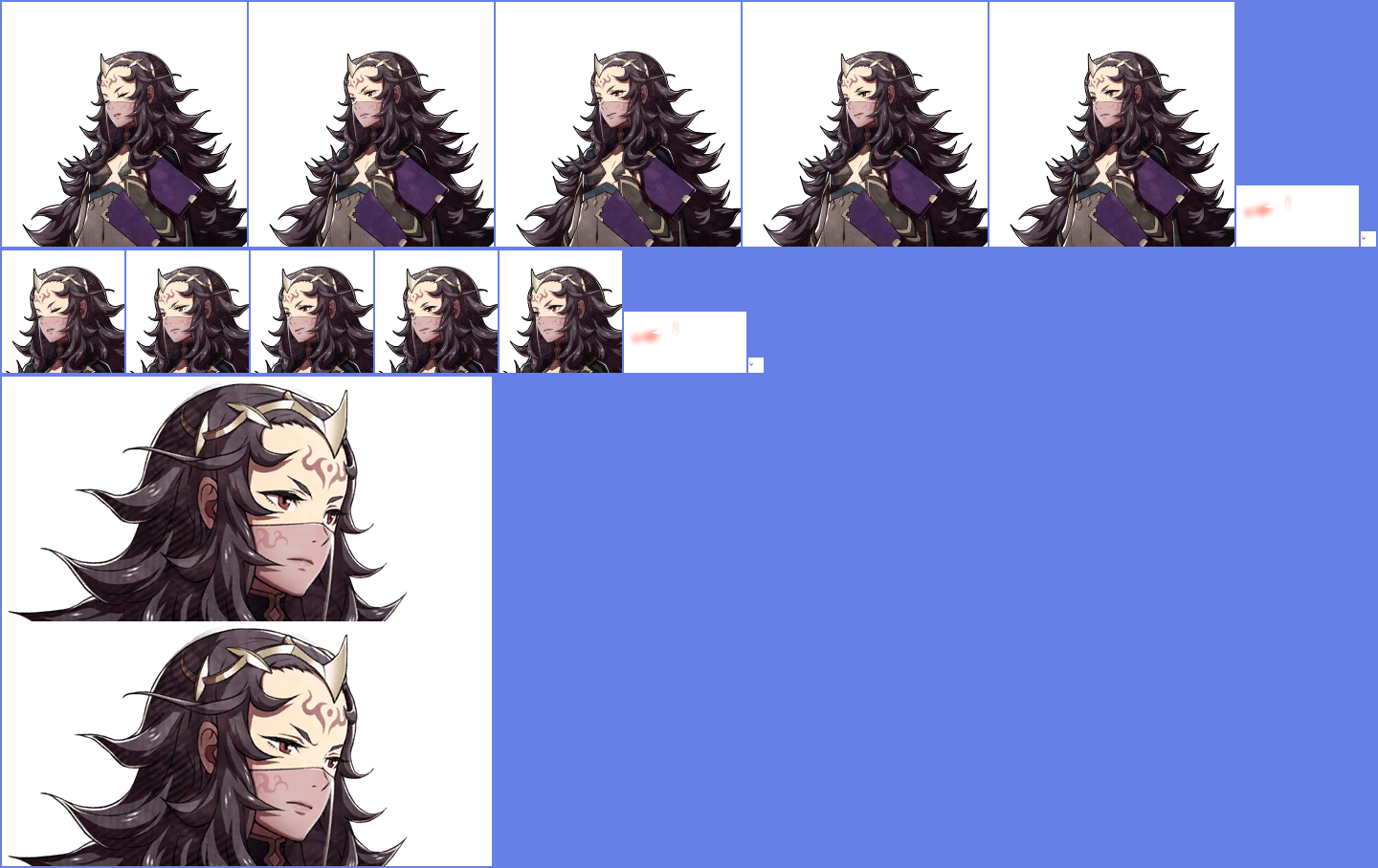 3ds fire emblem fates nyx the spriters resource