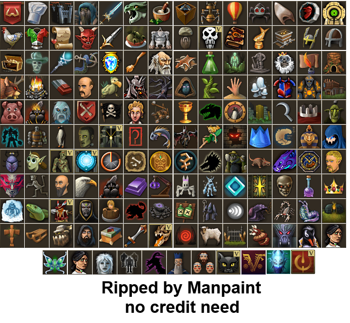 pc computer runescape 3 quest icons the spriters