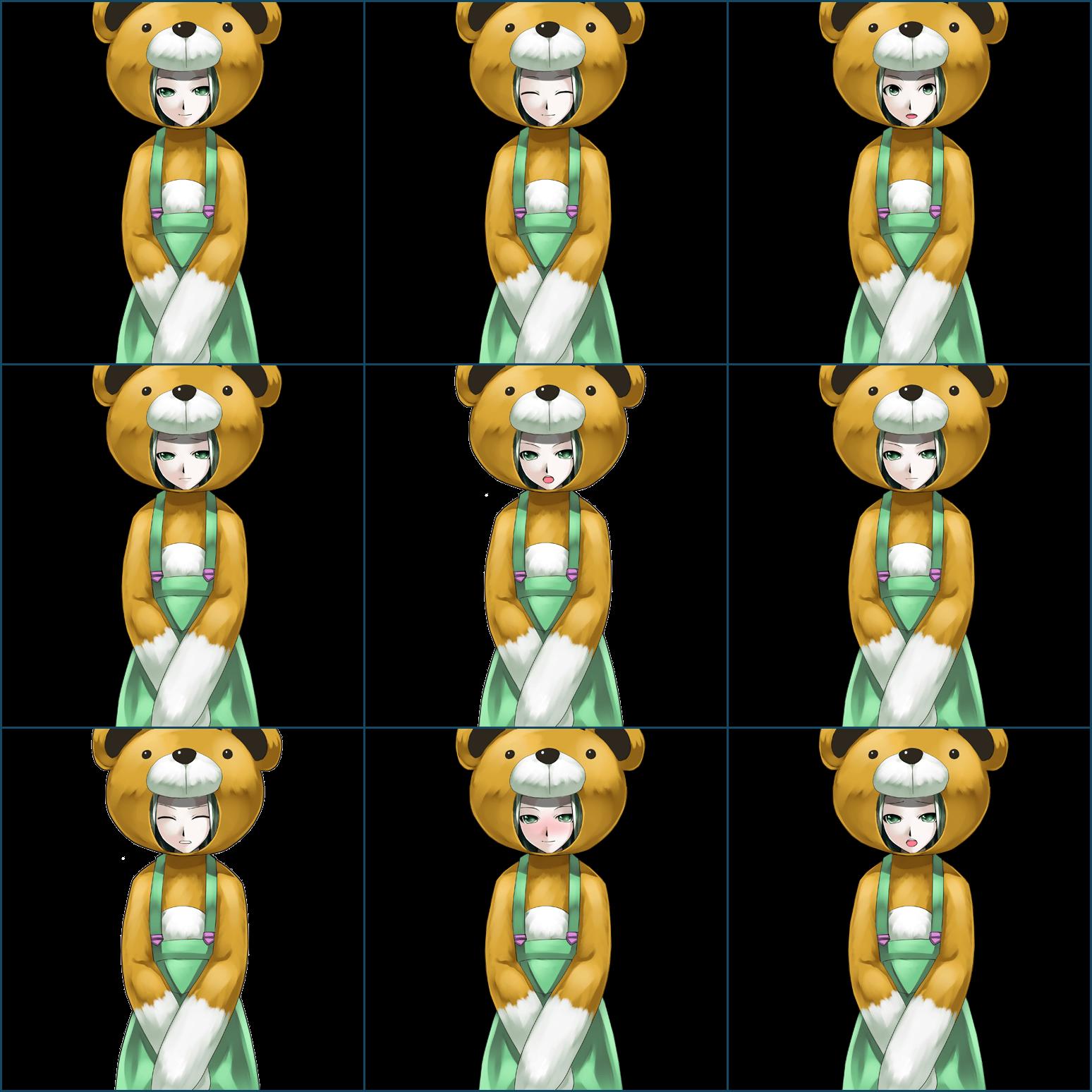 Nuga-Cel! - Portraits - Serena - Outfit 44