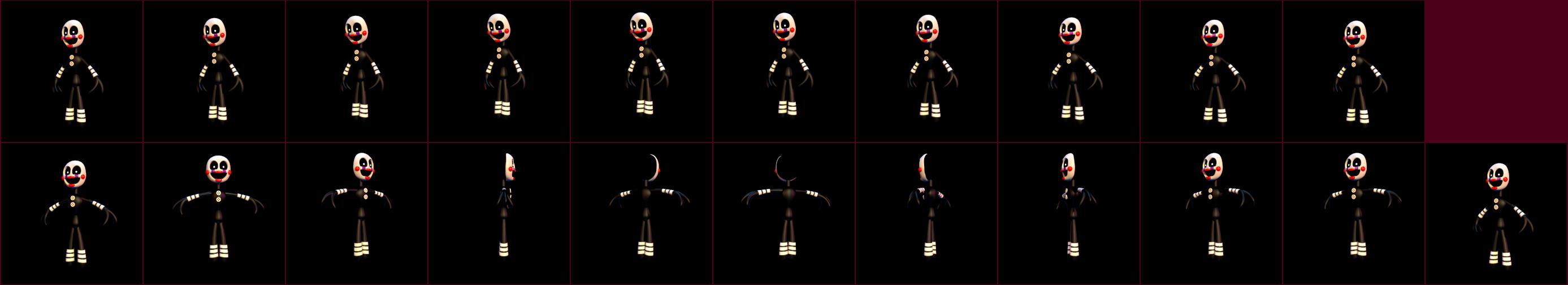Images Of The Fnaf Marionette