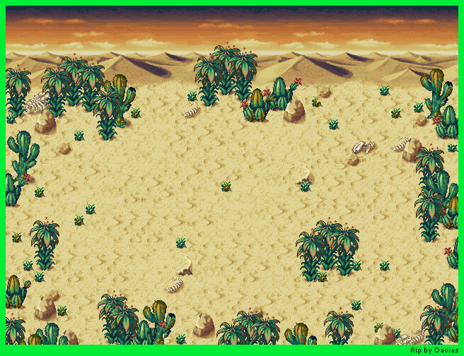 Barren Land 2