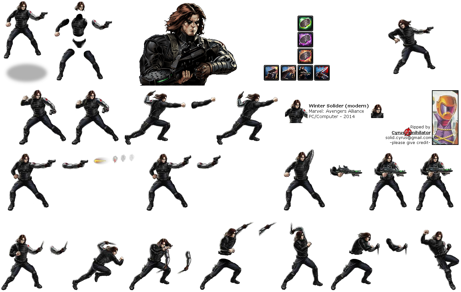 Winter Soldier (Modern)