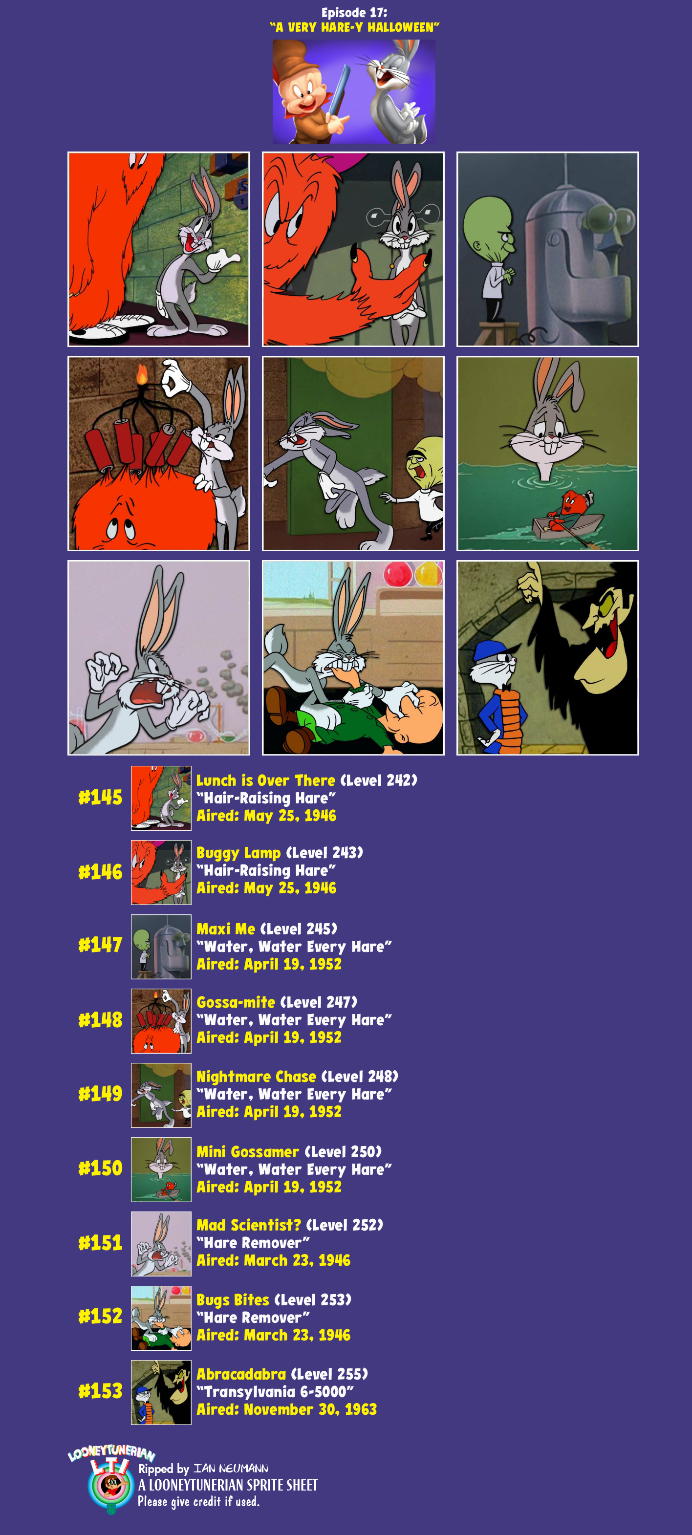 "mobile - looney tunes dash! - episode 17: ""a very hare-y halloween"