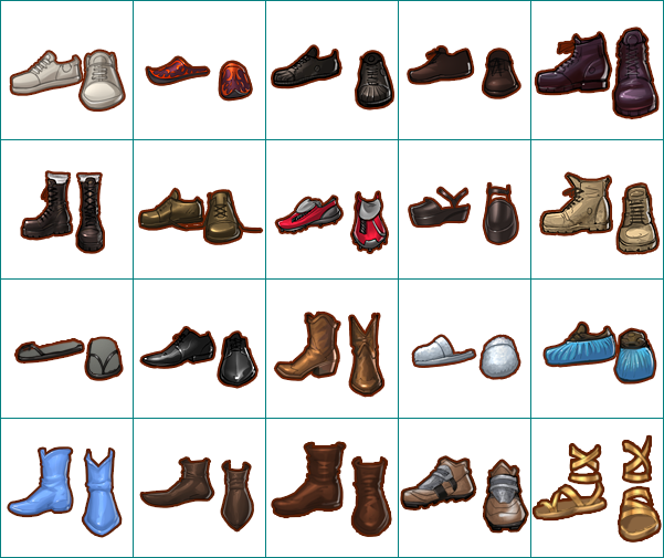 Shoes (Male)