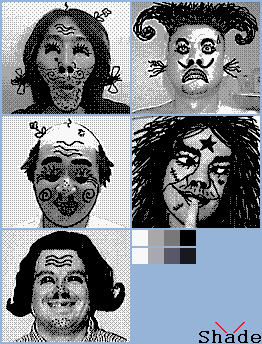 Error Faces