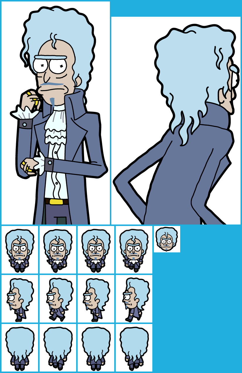 The Scientist Known As Rick