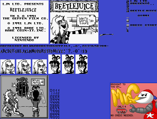 Title Screen, Cutscenes, and Ending