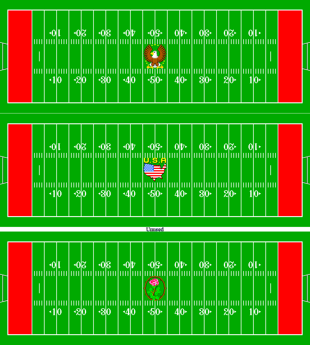 Football Fields