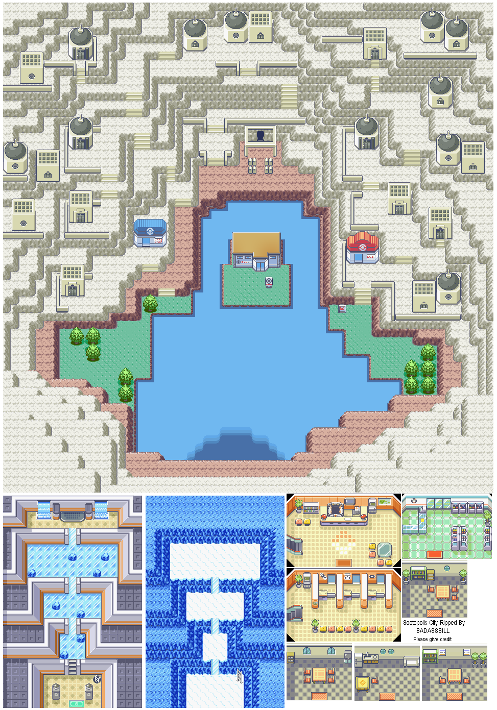 how to get to sootopolis emerald
