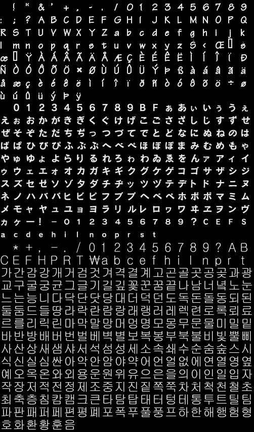 Dungeon Title Font