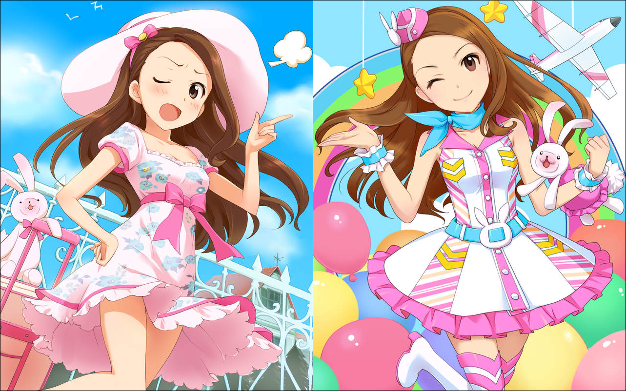 THE iDOLM@STER: Cinderella Girls - Iori Minase