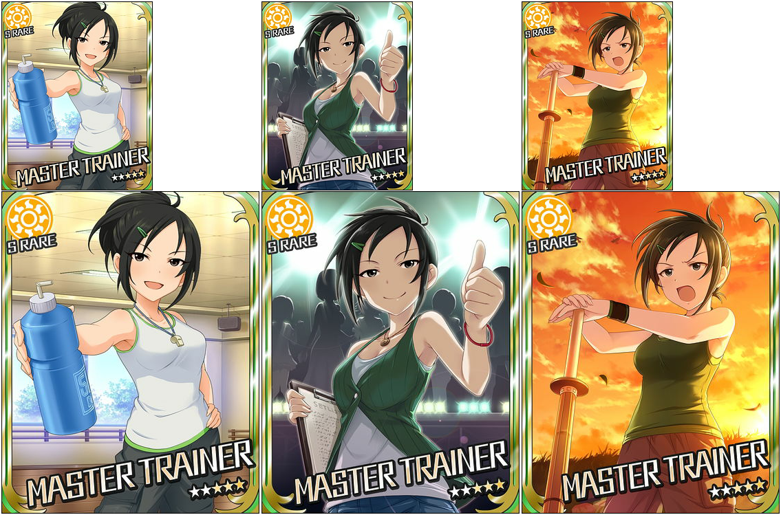 THE iDOLM@STER: Cinderella Girls - Master Trainer