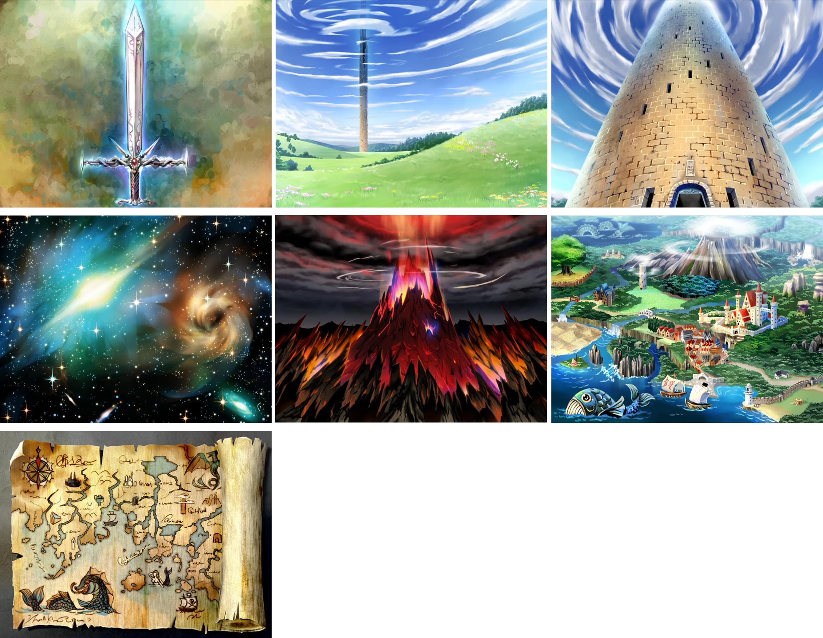 Pokemon Character Sprite Generator: RPG Maker VX Ace Sprite Sheet