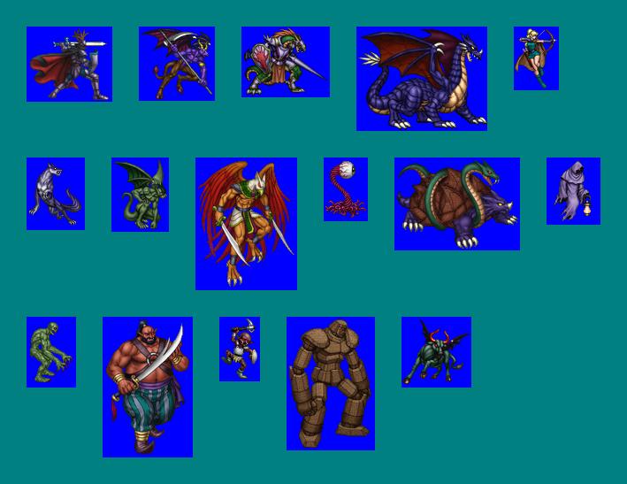 Mario Rpg Enemies Sprites – HD Wallpapers