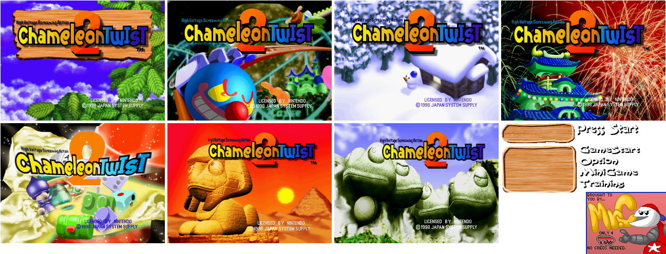 Title Screens