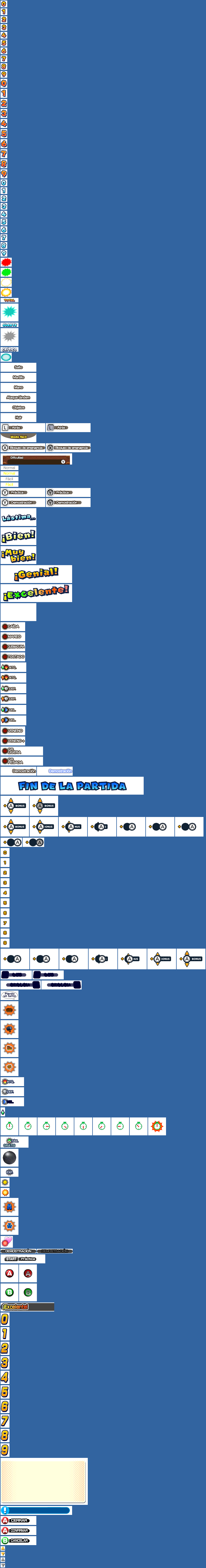Battle UI (Spanish)