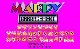 Mappy (Player 2)