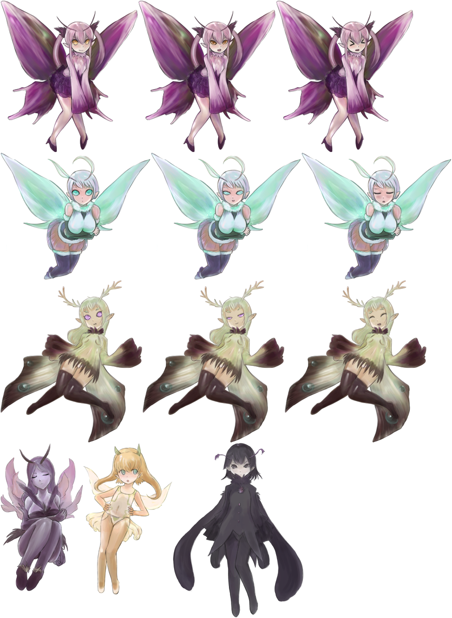 Click For Full Sized Image Fairies